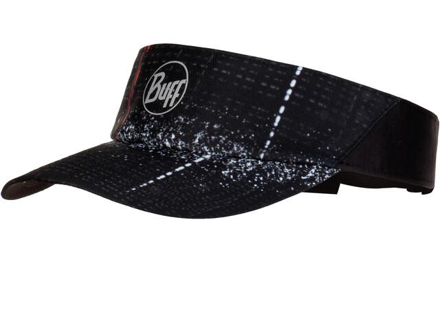 Buff Visor Headwear grey/black
